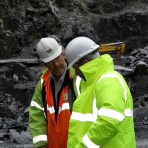 Skalūnas Welsh Slate – skalunas Cwt-Y-Bugail, Didžioji Britanija