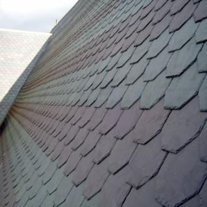 Skalūno Welsh Slate Cwt-Y-Bugail & Penrhyn natūrali stogo danga