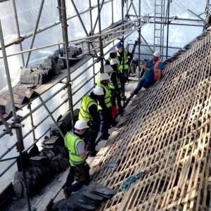 Skalūnas stogui - Welsh Slate, Didžioji Britanija