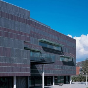 National Waterfront Museum at Swansea - Welsh Slate cladding