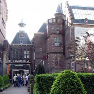 """Angliškas skalūnas """"Welsh Slate"""" Amsterdamas Rijksmuseum"""