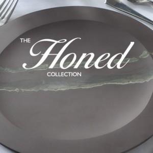 Indai - Skalunas Welsh Slate Slateware – Kolekcija Honed Collection